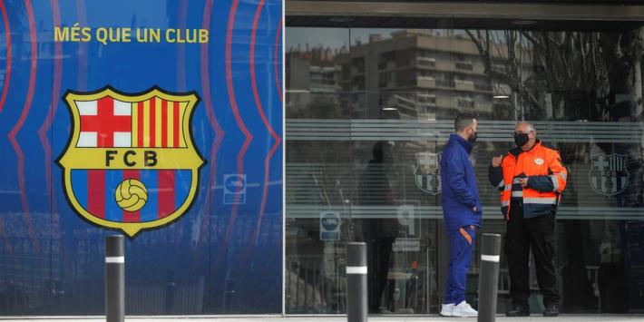 FC Barcelona komt met statement en bevestigt politie-inval