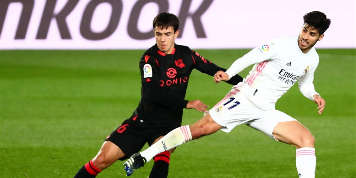 Real Madrid stelt teleur en kent matige generale voor topper
