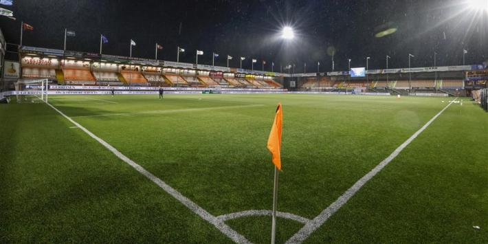 FC Volendam zwicht ook en neemt afscheid van kunstgrasveld