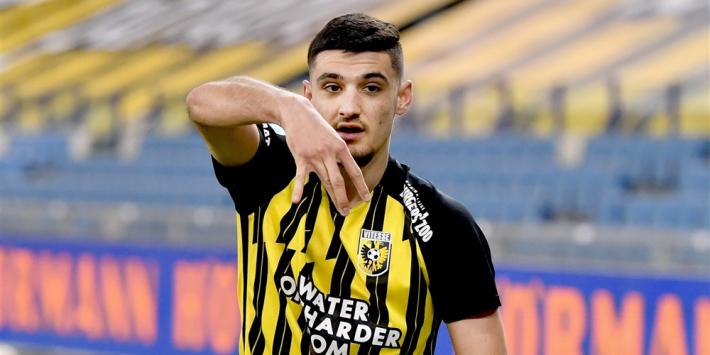 Gisteren gemist: Vitesse via VVV naar finale en City wint weer