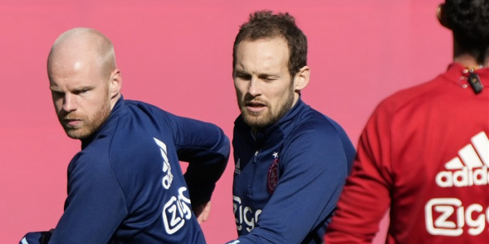 'Ajax en Blind naderen akkoord over nieuw contract'