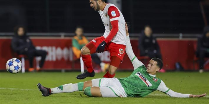 Dordrecht houdt toptalent Koswal uit handen van AZ en Groningen