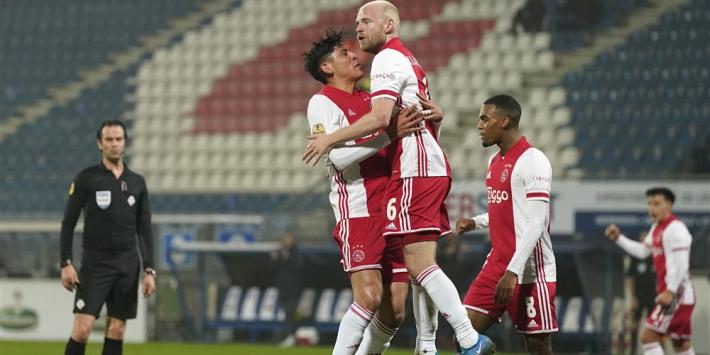 Gisteren gemist: Ajax en Barça naar finale, Milan morst punten