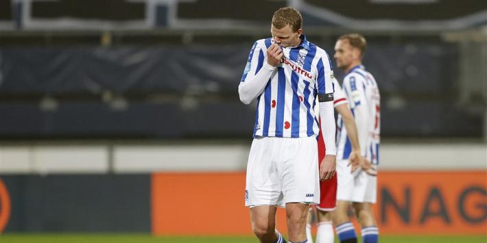 """Veerman trots op Heerenveen: """"Niet als makke schapen"""""""