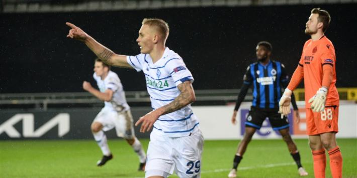 Club Brugge sneuvelt na Europa League ook in Belgische beker