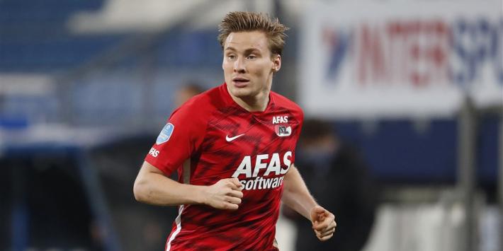 'AZ'er Svensson vindt Feyenoord een stap achteruit'