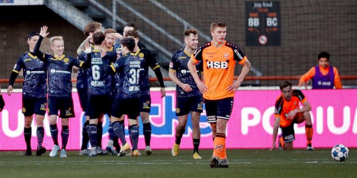 Roda JC deelt FC Volendam tik uit in wedstrijd met zeven goals