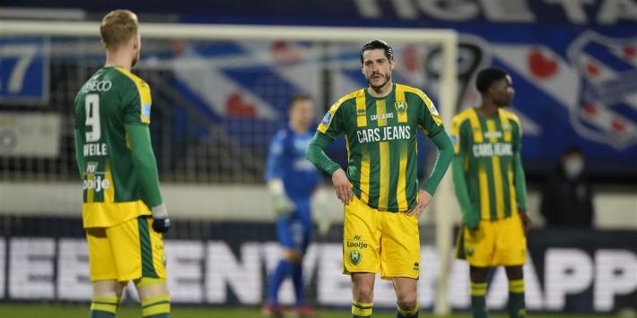 """Vejinovic trekt boetekleed aan: """"Dat mag mij niet gebeuren"""""""