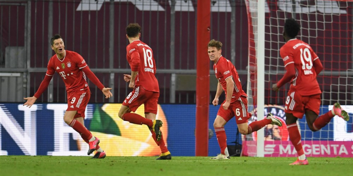 Gisteren gemist: Feyenoord sloopt VVV, Bayern verslaat Dortmund