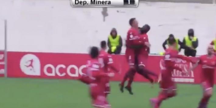 Video: Drenthe met rake vrije trap weer van waarde bij Murcia