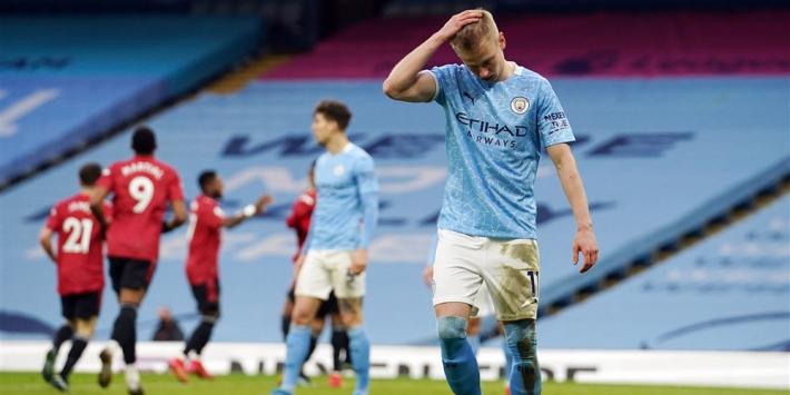 United stopt de ongekende reeks van rivaal City bruut