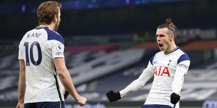 Ontketende Kane en Bale laten Spurs en Mourinho lachen