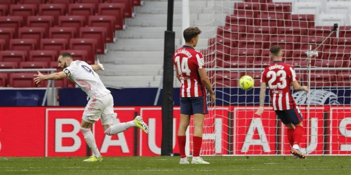 """Benzema: """"Wij houden onze ogen op het kampioenschap"""""""