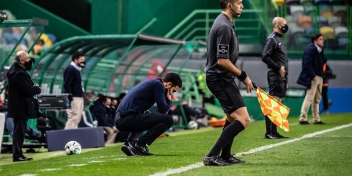 Sporting dreigt trainer te verliezen door jarenlange schorsing
