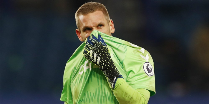 Everton-doelman Olsen en gezin slachtoffer brute inbraaak
