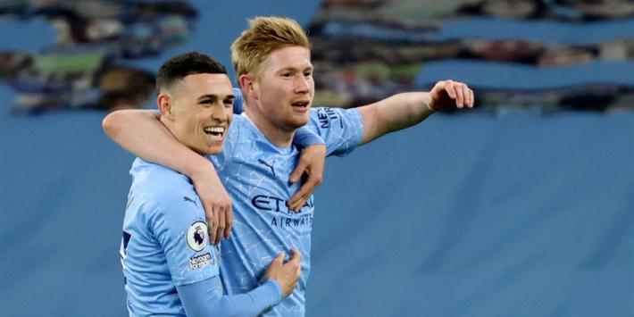 City niet van slag na verloren derby en boekt ruime zege op Saints