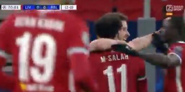 Video: Salah en Mané maken einde aan hoop bij Leipzig