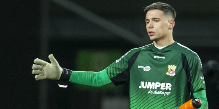 'Ajax bereikt akkoord en koopt clean sheet-koning Gorter'