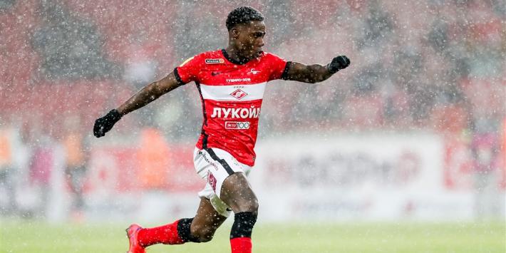 'Ajax-kassa rinkelt als Spartak Moskou bij eerste twee eindigt'