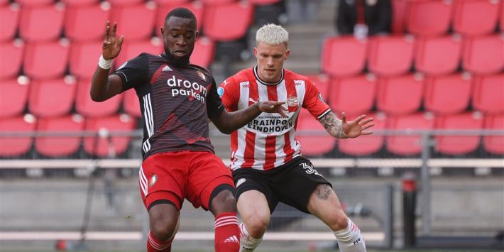 Gaat Geertruida weg bij Feyenoord? Onderhandelingen gestaakt