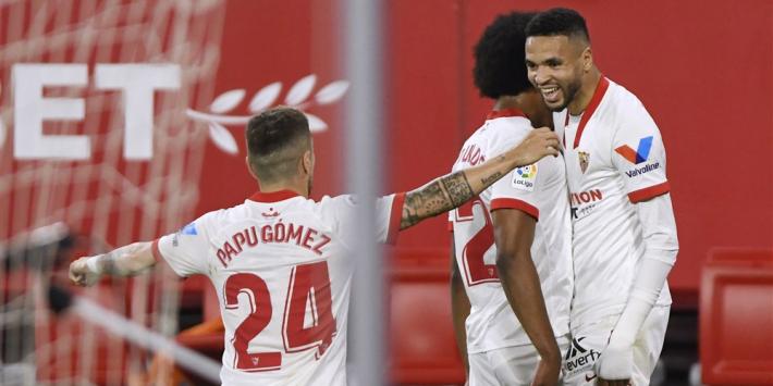 Korte invalbeurt Nederlanders bij revanche Sevilla op Elche