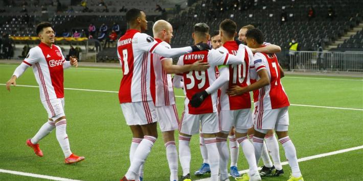 Zwitserse pers ziet Ajax als titelkandidaat in Europa League