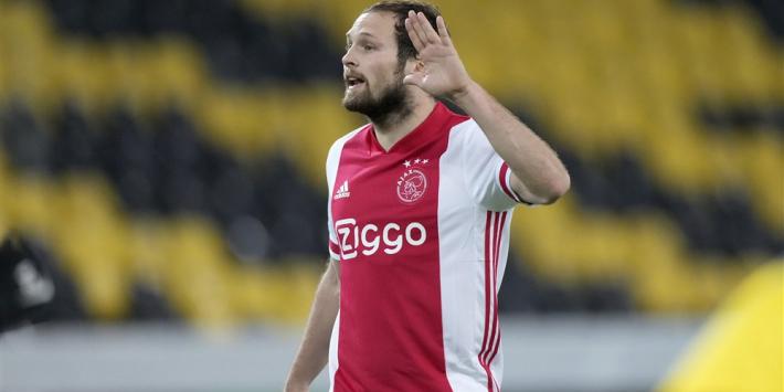 """Schreuder: """"Samen met Tadic is Blind het brein van Ajax"""""""