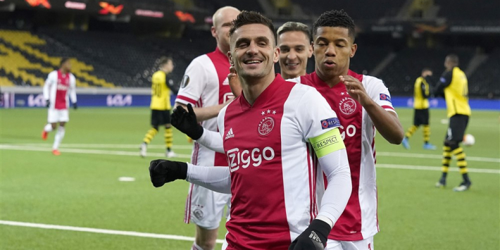 Spoorboekje: Ajax treft Roma, tops en flops Champions League