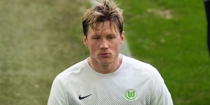 """Frustratie bij Weghorst: """"We hadden Bayern volledig in de tang"""""""