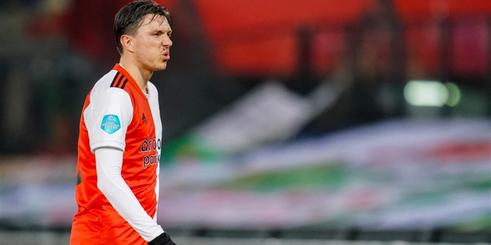 'Feyenoord waagt serieuze poging om Berghuis langer te binden'