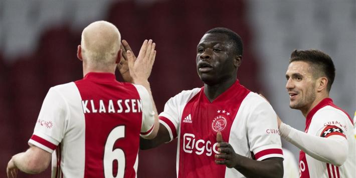 Ajax stevent nog altijd af op meest oppermachtige titel deze eeuw