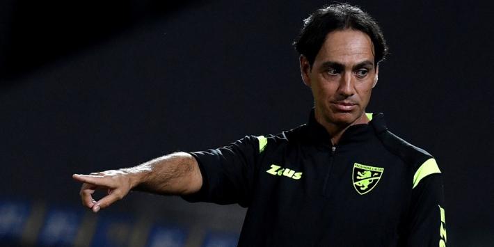 Nesta ontslagen bij Frosinone, Grosso genoemd als opvolger
