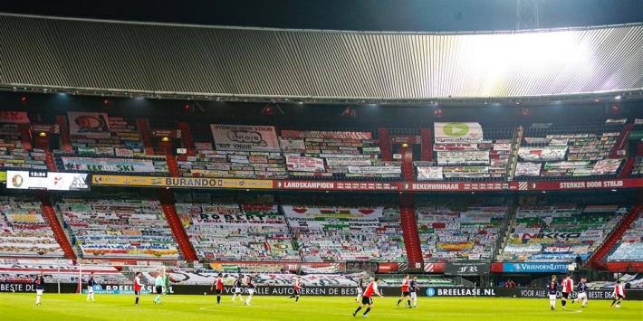 """Opnieuw explosie bij Feyenoord-café in Rotterdam: """"Malloten"""""""