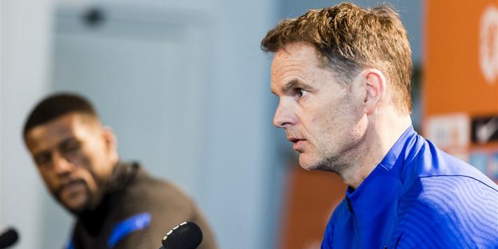 Amnesty teleurgesteld in uitspraken De Boer en Wijnaldum