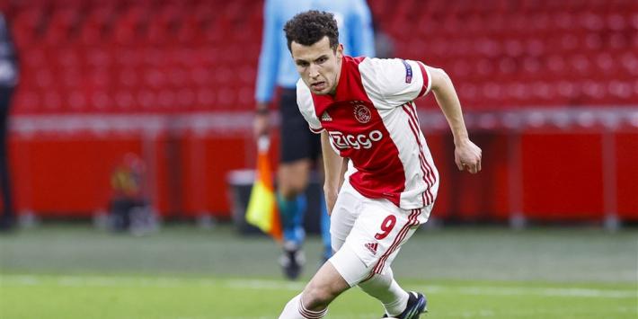 Idrissi maakt eerste Ajax-goal in oefenduel tegen Utrecht