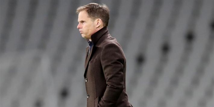 De Boer over Qatar-statement, Jong Oranje en Ihattaren