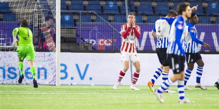 Eindhoven en TOP Oss beginnen met remise aan vierde periode