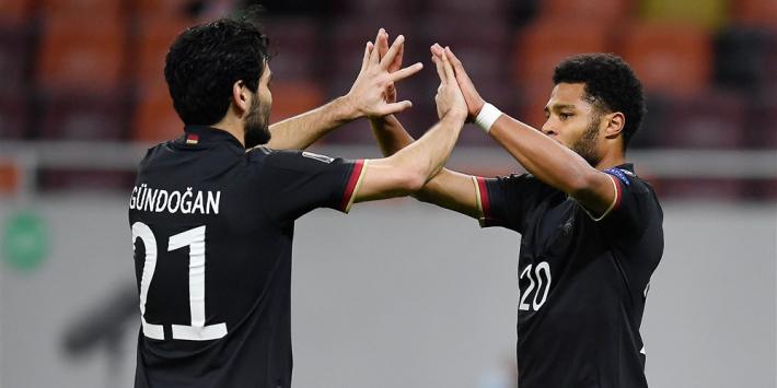 Duitsland en Italië blijven foutloos in WK-kwalificatie