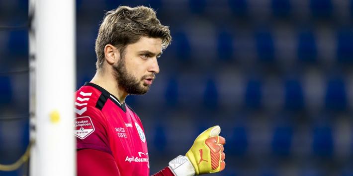 """Snoei spaart De Boer niet: """"Die bal was tien meter naast gegaan"""""""