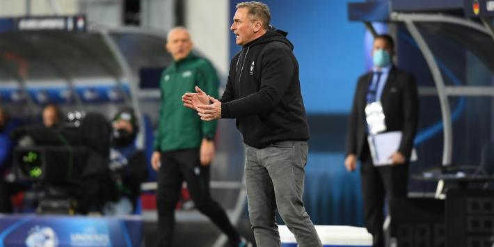 """Coach Jong Duitsland: """"Erwin zei: 'dan vermoord ik je!'"""""""