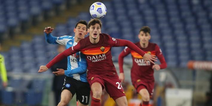 AS Roma in dubbel tegen Ajax zonder verdediger Kumbulla