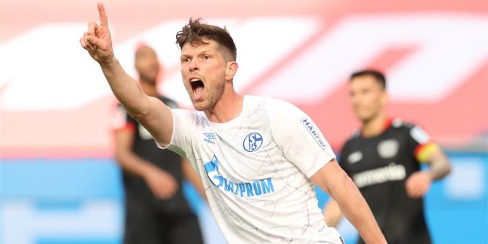 Huntelaar sluit langer verblijf bij Schalke 04 niet uit