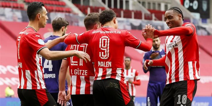 """PSV verrast: """"We werden compleet overvallen hierdoor"""""""