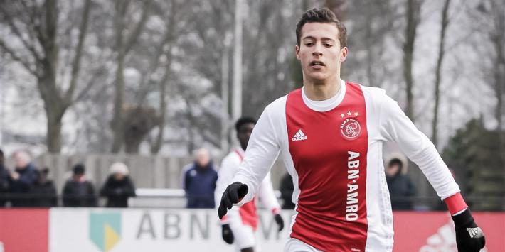 PEC Zwolle pikt verdediger Dakriet (17) op bij Ajax