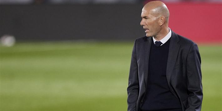 Zidane moet achterin ongekende puzzel leggen bij Real Madrid
