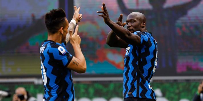 Inter stoomt door richting titel, Juventus doet uitstekende zaken