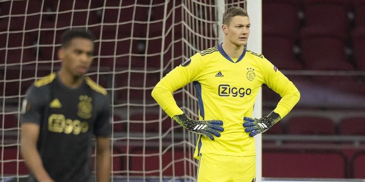 Ajax: Scherpen weer op doel, Brobbey afwezig en geen extra rust