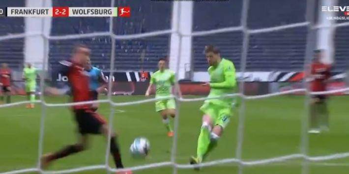 Video: Weghorst na assist ook zelf trefzeker