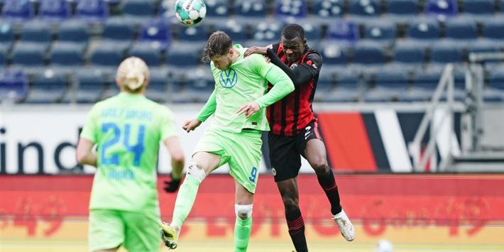 Weghorst onderuit na doelpuntenspektakel, puntenverlies Bayern