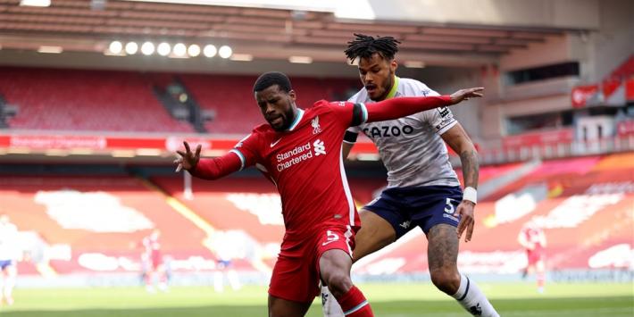 Liverpool maakt met zege einde aan twee dramatische reeksen